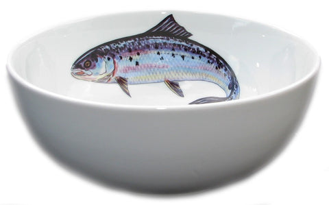 richard bramble salmon 16cm bowl