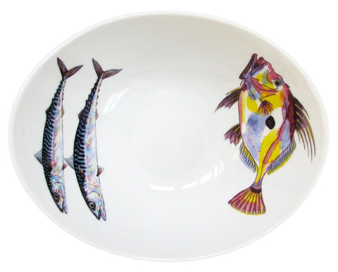 richard-bramble-mackerel-john-dory-18cm-oval-bowl