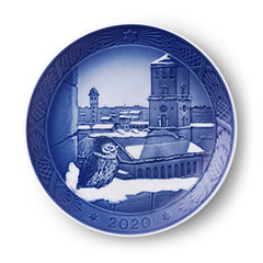 ROYAL COPENHAGEN - Christmas Plate 2020