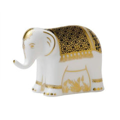Royal Crown Derby - Aurora Baby Elephant