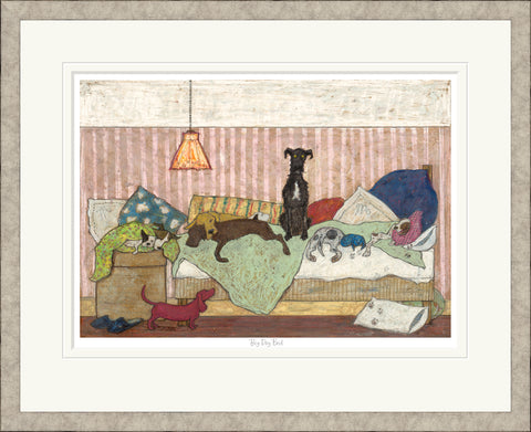 Sam Toft Big Dog Bed (2018)