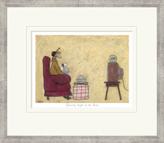 SAM TOFT - Saturday Night At The Movies (2017)