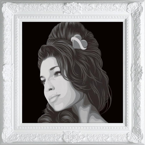 Simon Claridge, Amy (2011) Framed