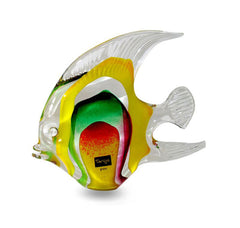 Svaja - Annie Angel Fish Medium Yellow