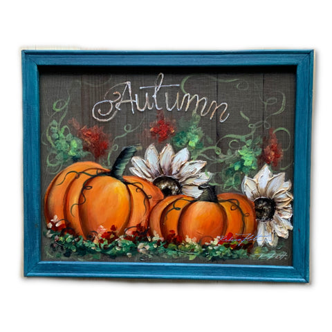 Autumn Screen Art