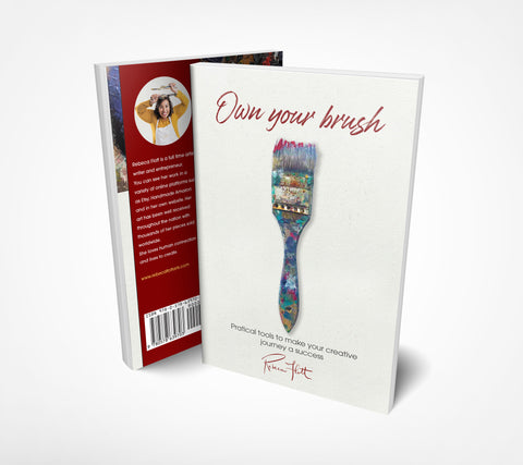Own Your Brush by Rebeca Flott