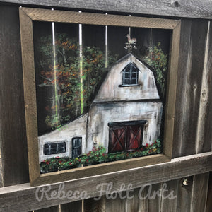 The Barn, farmhouse style wall decor