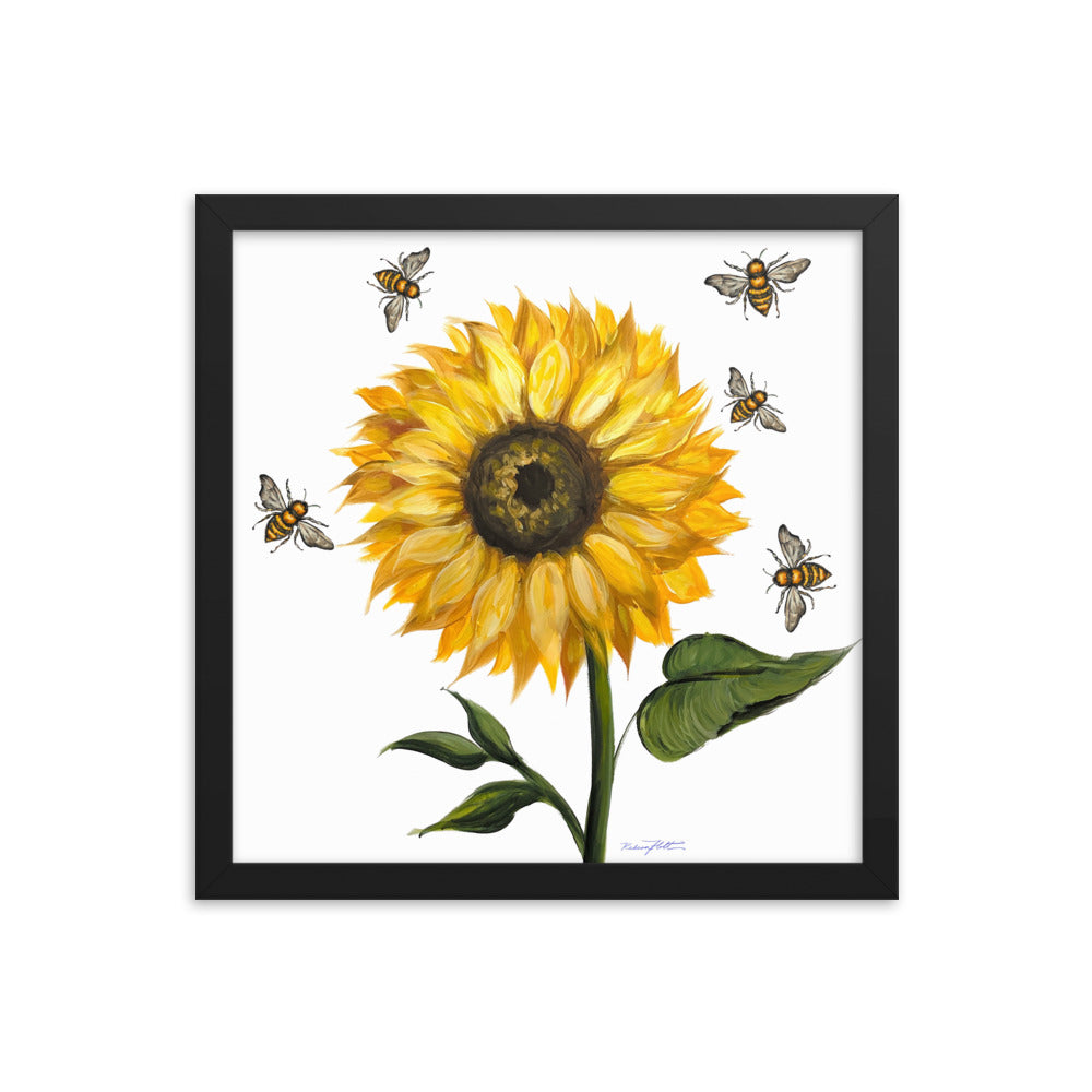 Happy Sunflower - Springtime Collection