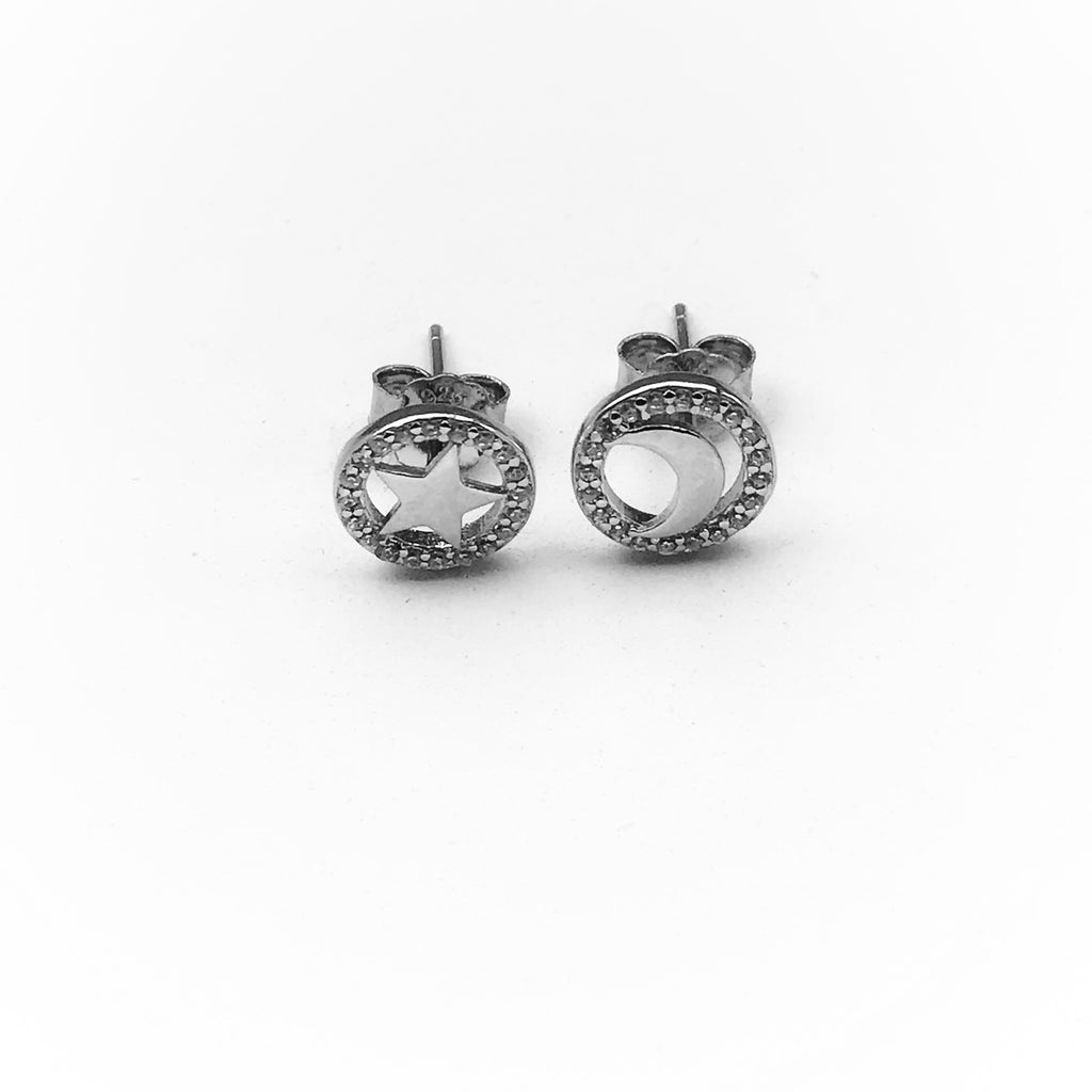 JUANA Sterling Silver Earrings