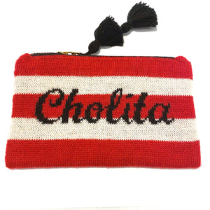 Makeup Bag or Cosmetic Travel Bag CHOLITA