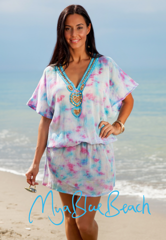 Drop wasited beachwear cover-ups Designer Kaftans Bedigner beachwear fro a Carribean holiday. The perfect kafatn to wear in Barbados. Shop kaftans in UK. Shop celebrity kaftans in UK
