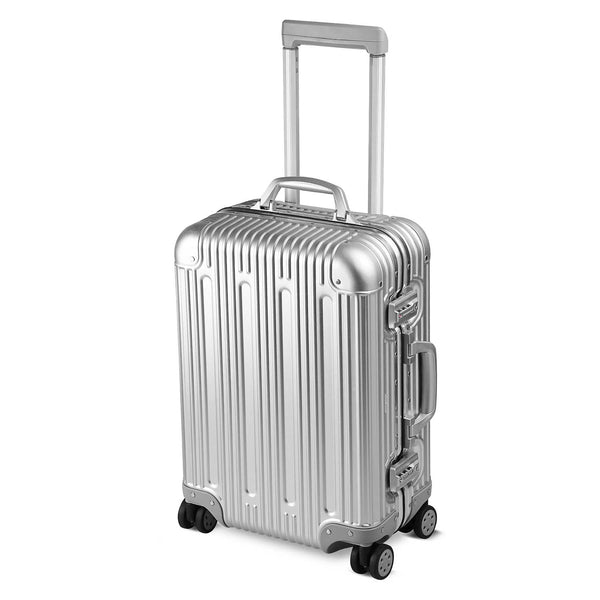 The Gotham Silver - Cabin Bag