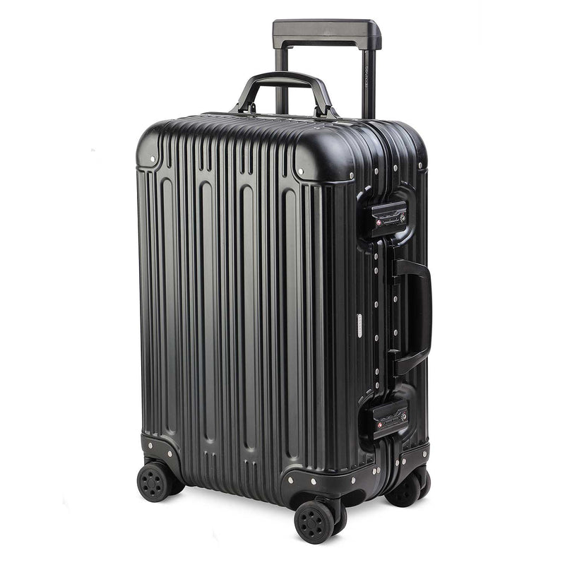 The Gotham Pewter - Cabin Bag Alumimium