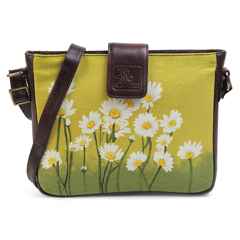 The Daisy Sling Bag by Anjali Minrai for Tresmode Print