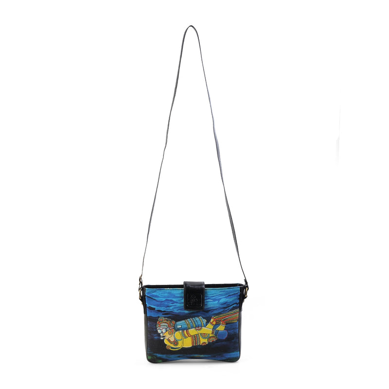 The Diver Sling Bag by Anjali Minrai for Tresmode