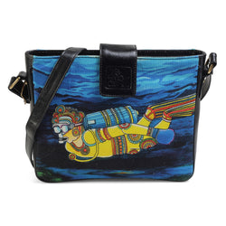 The Diver Sling Bag by Anjali Minrai for Tresmode Print