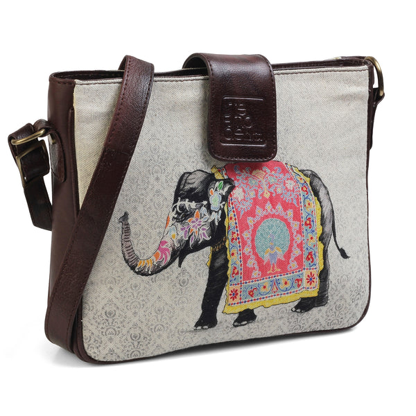 The Elephant Sling Bag by Anjali Minrai for Tresmode