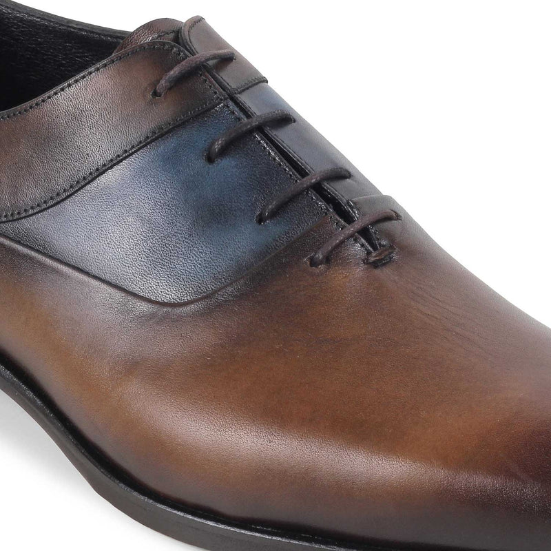 The Rickard Brown Oxford Laceups