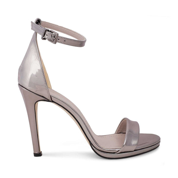 The Laney Pewter - Pewter stilettos for women - Tresmode