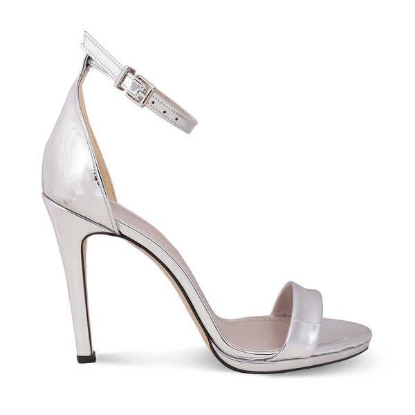 The Laney Silver - Silver stilettos for women - Tresmode