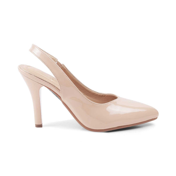 The Bank BeigeBeige pumps for women - Tresmode