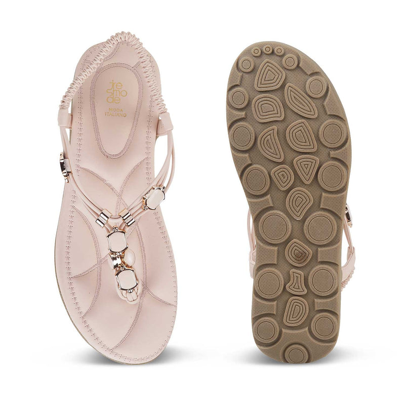 The Hill-1 Pink flats for women