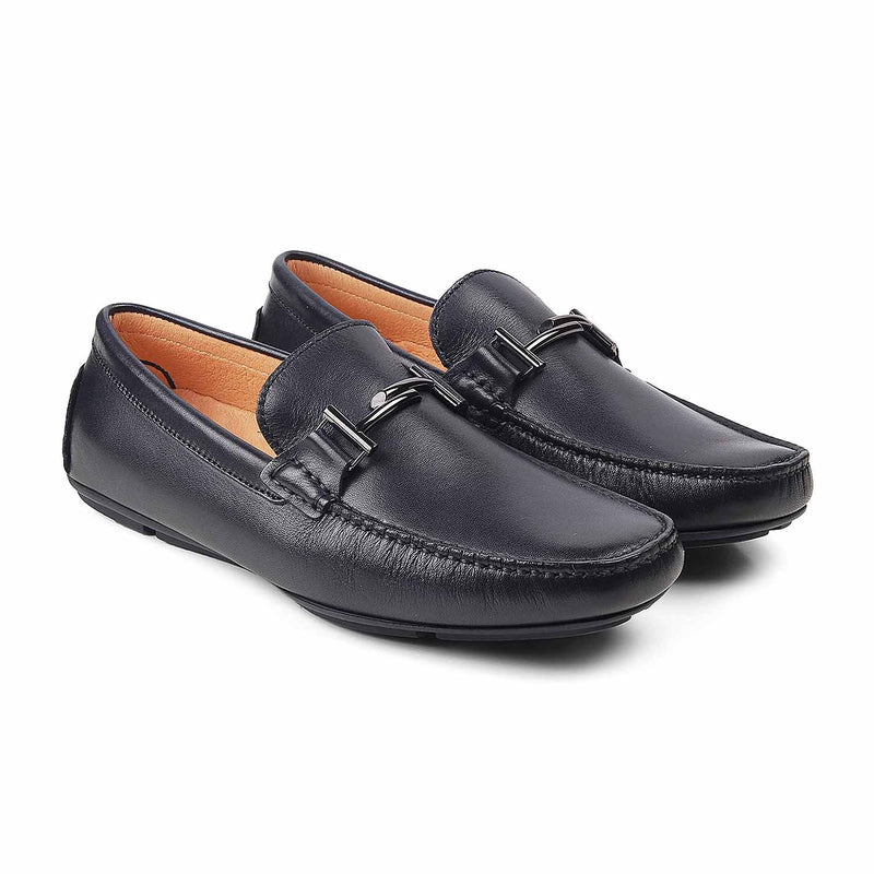 The Naples Blue - Driving loafers for men - Tresmode