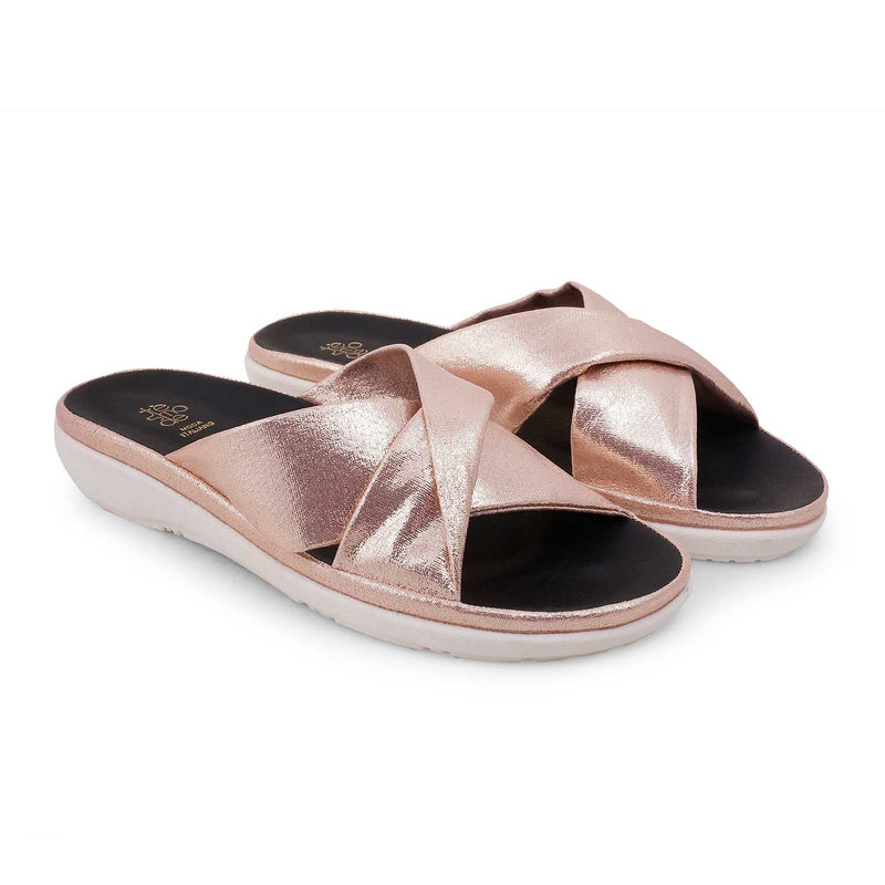The Tracy Pink - Pink Flats for women - Tresmode