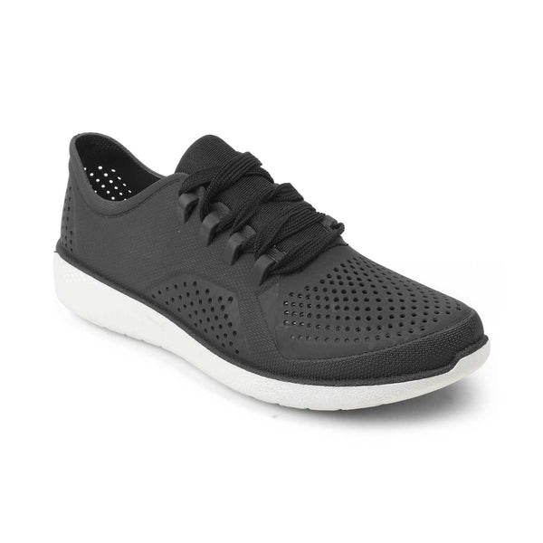The Zecroc Black - Jelly sneakers for women - Tresmode