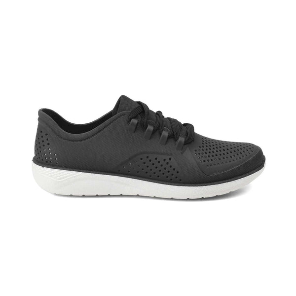 The Zecroc Black Jelly sneakers for women