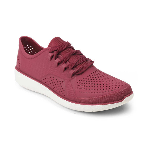 The Zecroc Red - Jelly sneakers for women - Tresmode