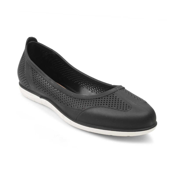The Zerun Black - Casual ballerinas for women - Tresmode