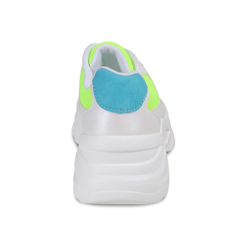 The Botega White - White slip on sneakers - Tresmode