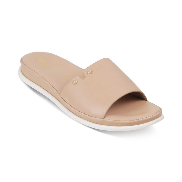 The Siena Tan - Tan Flats for Women - Tresmode