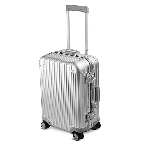 The Birk Silver - Cabin Bag