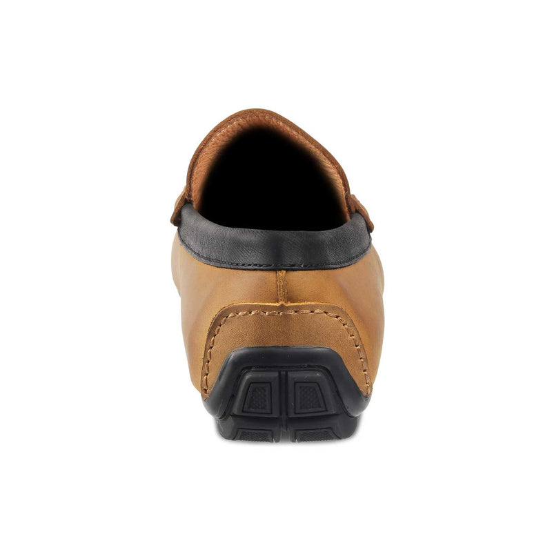 The Tres Tan Driving Loafers for Men