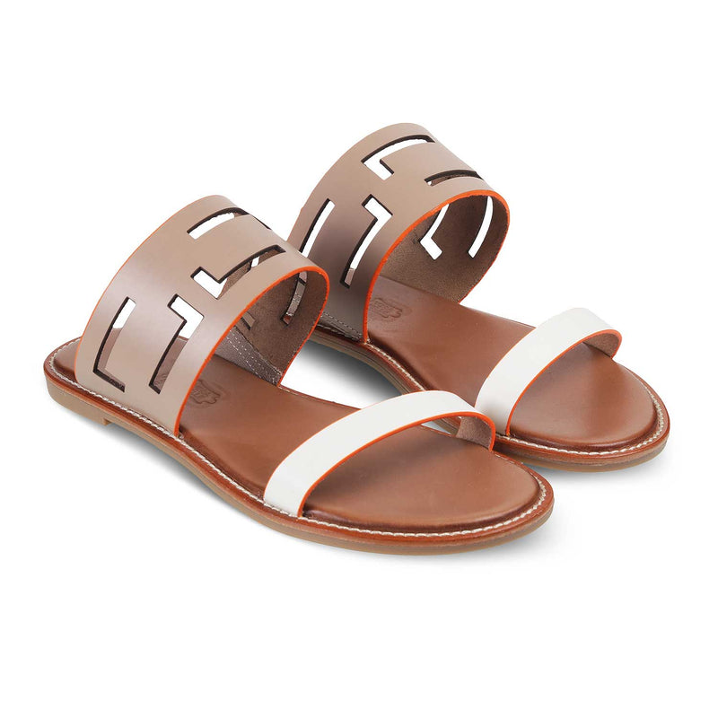 The Tripoli TanTan Flats for Women - Tresmode