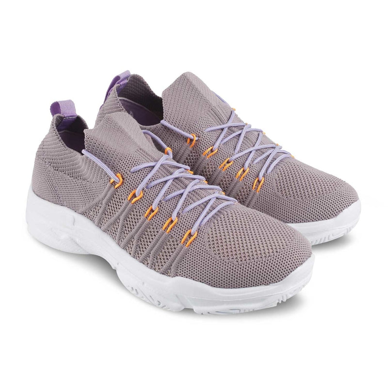 The Brestol Purple Sneakers for Women