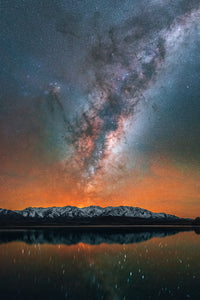 astrophotography new zealand landscape prints