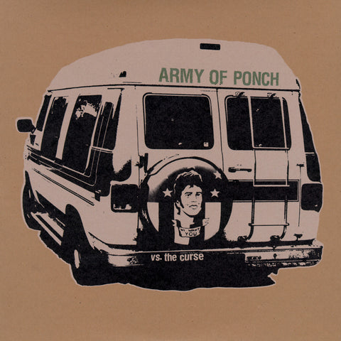 "ARMY OF PONCH ""Vs. The Curse"""