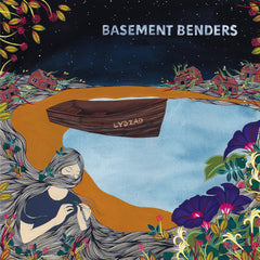 "BASEMENT BENDERS ""Lydiad"" (1st press bonus!)"
