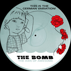 "BOMB, THE ""The Axis of Awesome"""