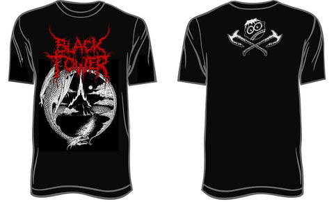 "BLACK TOWER ""The Secret Fire"" SHIRT"