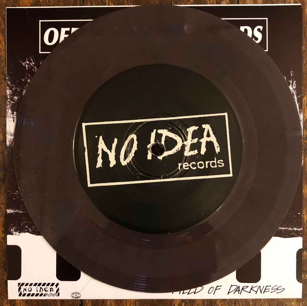 "OFF WITH THEIR HEADS / NO FRIENDS ""Split"""