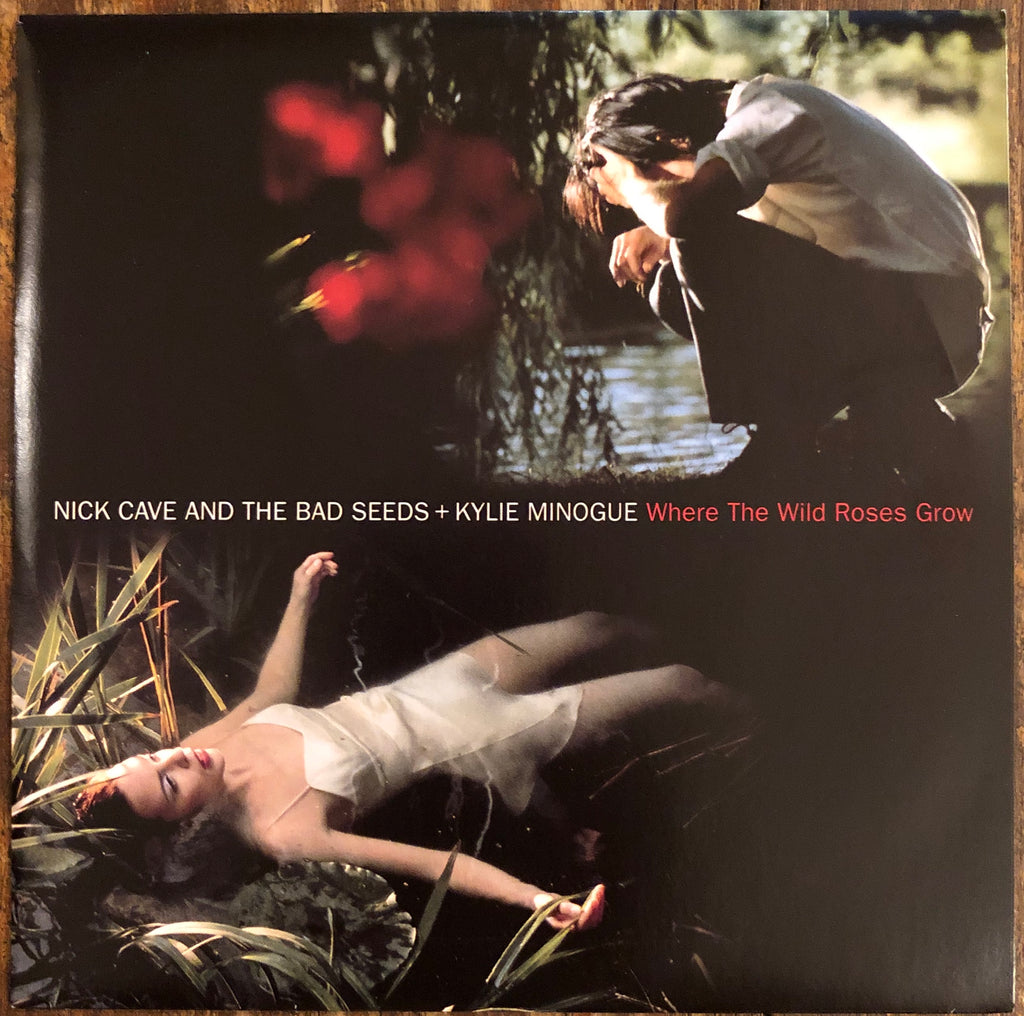 "NICK CAVE & KYLIE MINOGUE ""Where the Wild Roses Grow"""