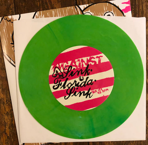 "AGAINST ME! ""Sink, Florida, Sink / Unsubstantiated Rumors"""