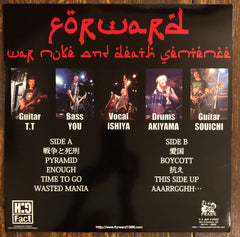 "FORWARD ""War Nuke and Death Sentence"""