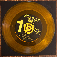 "AGAINST ME! ""Acoustic"""