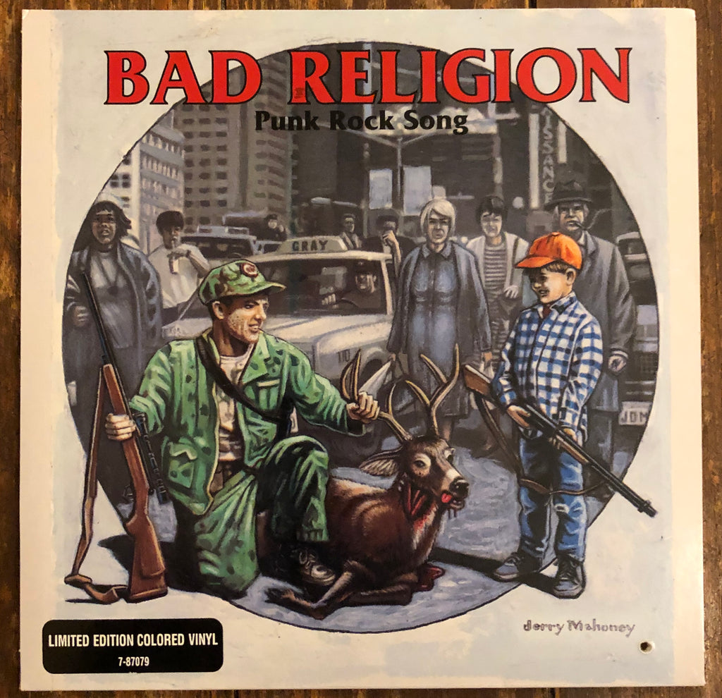 "BAD RELIGION ""Punk Rock Song"""
