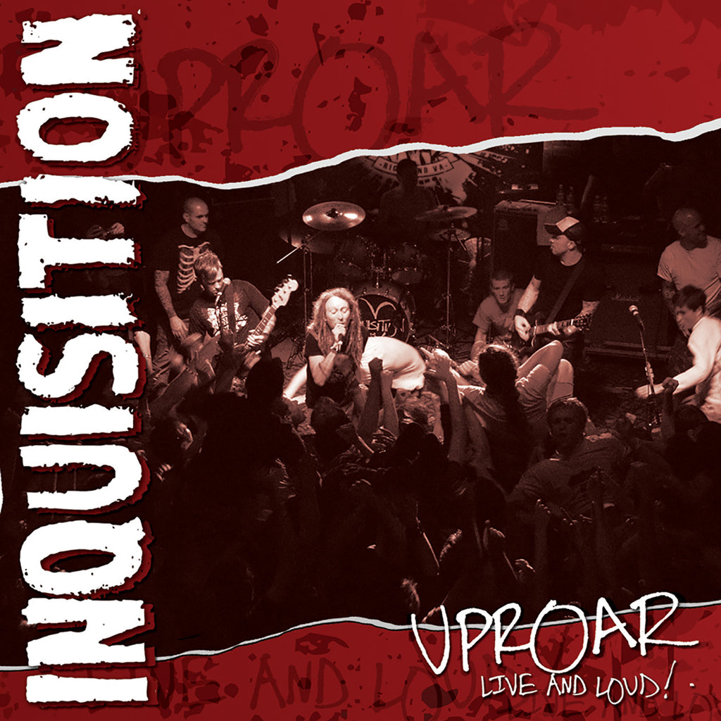 "INQUISITION ""Uproar: Live and Loud!"""
